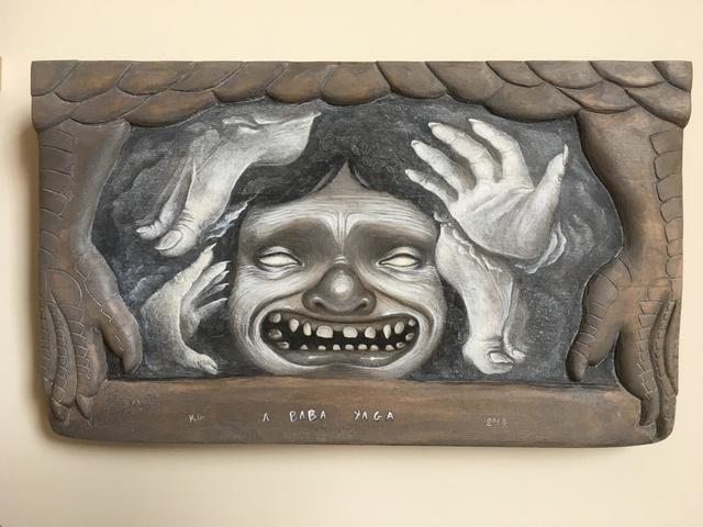 , 'A Baba Yaga,' 2018, La Luz de Jesus Gallery