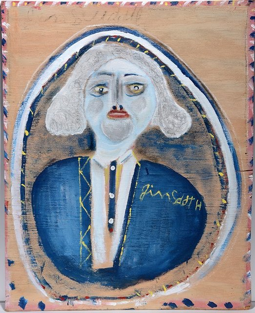 , 'George Washington,' , Sardac
