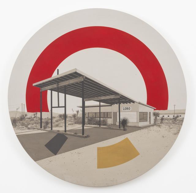 , 'Lobo Texas,' 2015, Joshua Liner Gallery