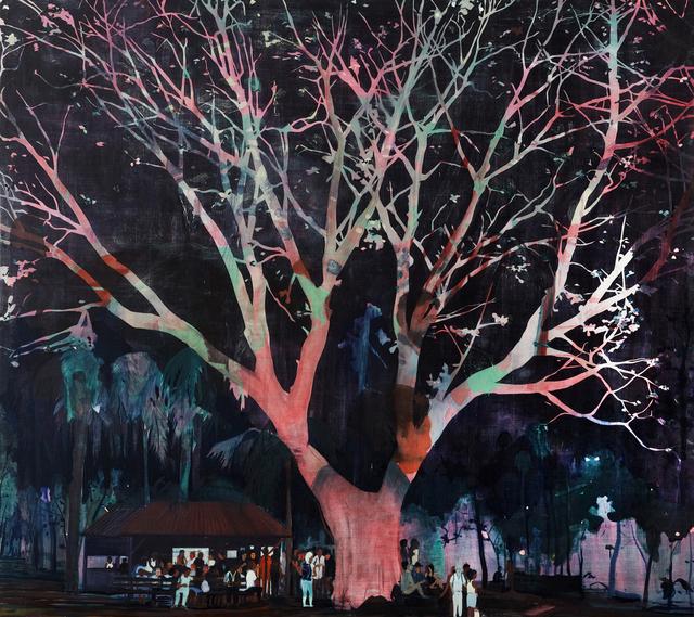 , 'Waiting Tree,' 2012, Collezione Maramotti