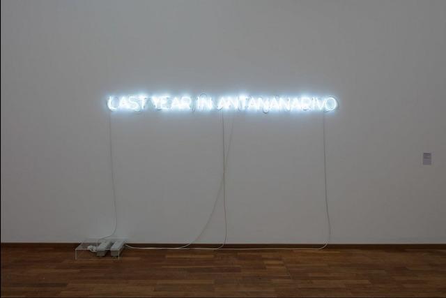 Joël Andrianomearisoa, 'Last year in Antananarivo', 2018, Sabrina Amrani