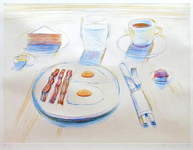 , 'Breakfast,' 1995, Gallery Neptune & Brown