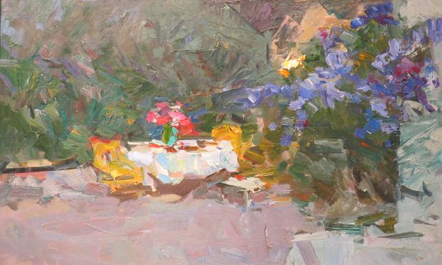 , 'Evening in Gursut,' 1968, Gallery 901