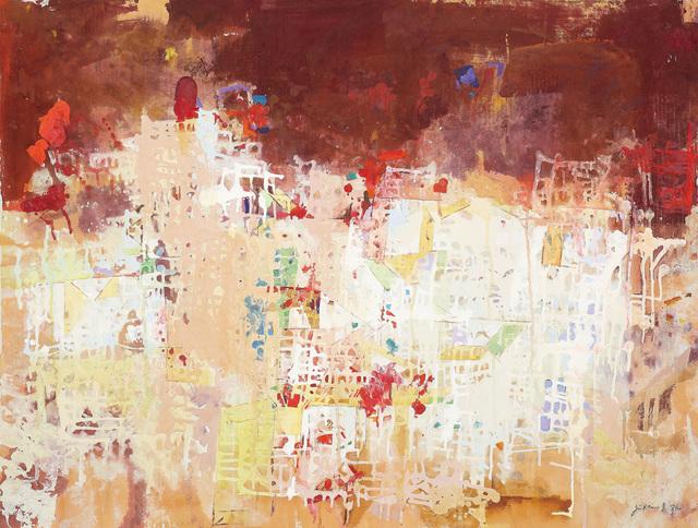 , 'Brown Sky 褐色的天空,' 2015, Alisan Fine Arts