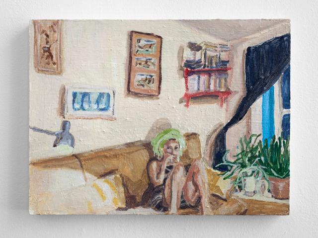 , 'After the Bath,' 2016, Honey Ramka