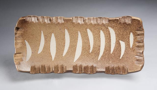 , 'Platter,' 2016, Lacoste Gallery