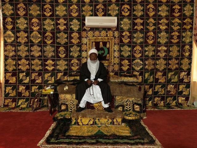 , 'HRM Alhaji Abdulmumini Kabir Usman,  The Emir of Katsina ,' 2012, Newark Museum