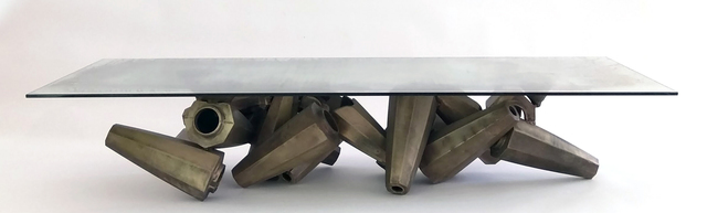 , 'Chaos Table,' 2015, Wexler Gallery