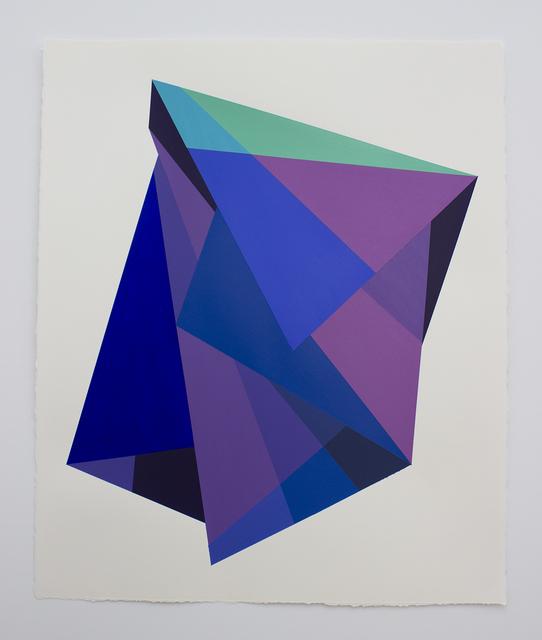 , 'Dusk,' 2018, Elizabeth Houston Gallery
