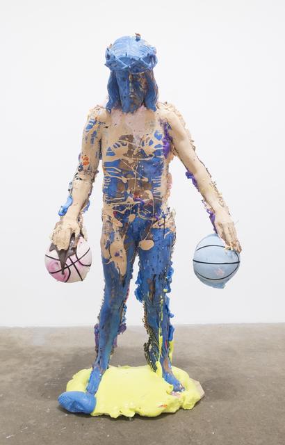 , 'Trinity 1,' 2017, DENK Gallery