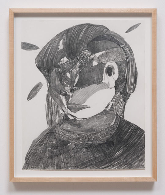 Nicola Tyson, 'Untitled (M.S) #3', 2013, Contemporary Art Museum St. Louis Benefit Auction