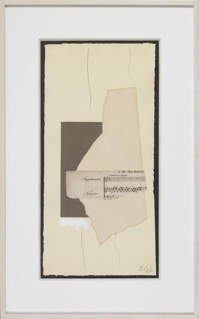 , 'Cabaret #4,' 1974, Vallarino Fine Art