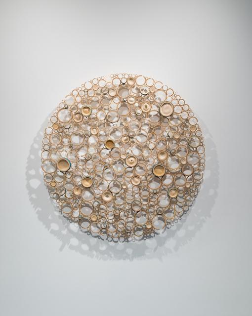 , 'Ensō - Shimmering Substance,' 2015, Upfor
