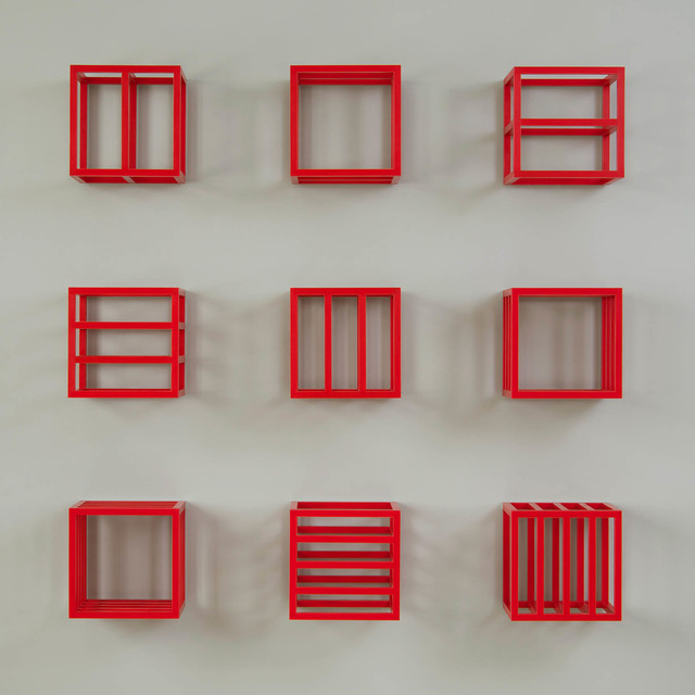 , 'Red I Like,' 2017, Richard Levy Gallery