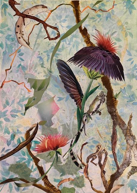 Lauren Jones Worth, 'TREE SPIRITS VII', 2019, Walter Wickiser Gallery