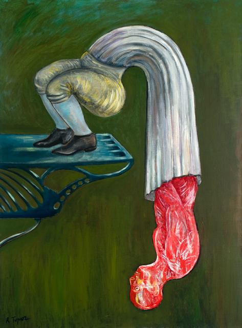, 'Tout à l'égout,' 1996, Anne Barrault
