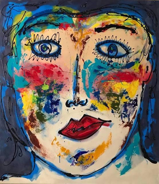 Ana Tatya Neri, 'Camila', Galleria Dante