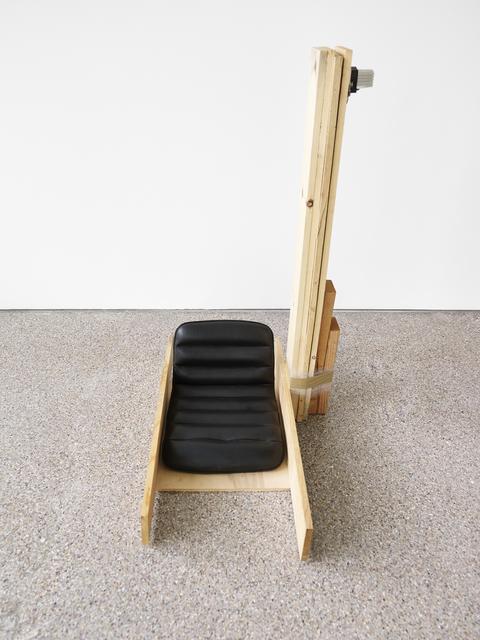 , 'Vehicle,' 2017, Galerie Greta Meert