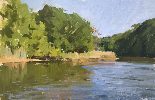 Marc Dalessio, 'Stony Brook', 2019, Grenning Gallery