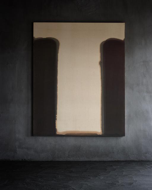 , 'Umber-Blue '76-M27,' 1976, Axel Vervoordt Gallery