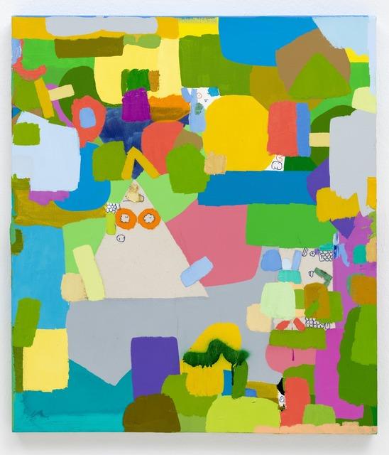 , 'Landscape with pyramid,' 2014, Sies + Höke