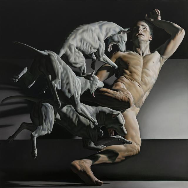 , 'Actaeon 4,' 2019, Gallery Poulsen
