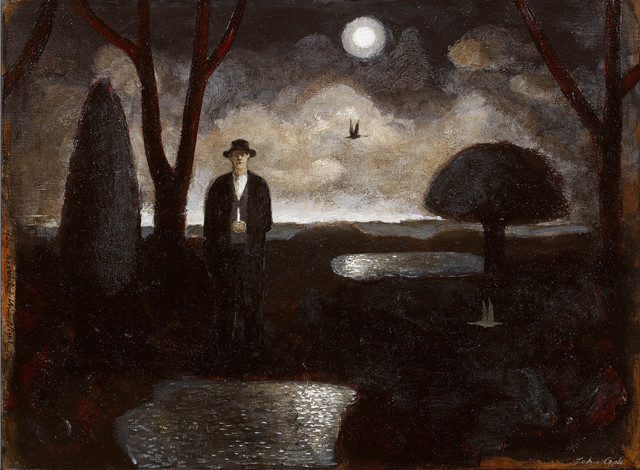 , 'How Beautiful this Night ,' 2017, John Martin Gallery