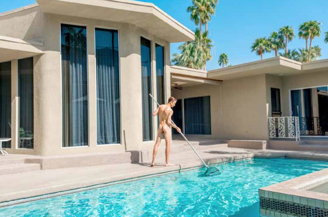 , 'Twin Palms #19, Naked Pool Boy (2016),' , Polka Galerie