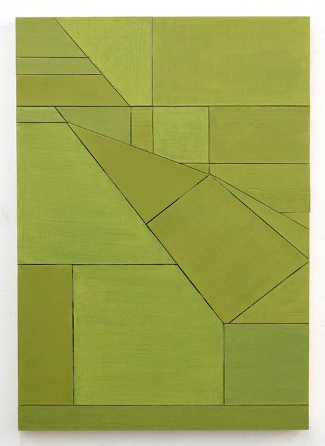 , 'Untitled(Proximity)20,' 2016, Philipp von Rosen Galerie