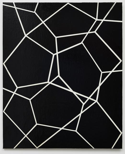 , 'räumliche Pentagramm Zeichnung No. 2/16,' 2016, Taubert Contemporary