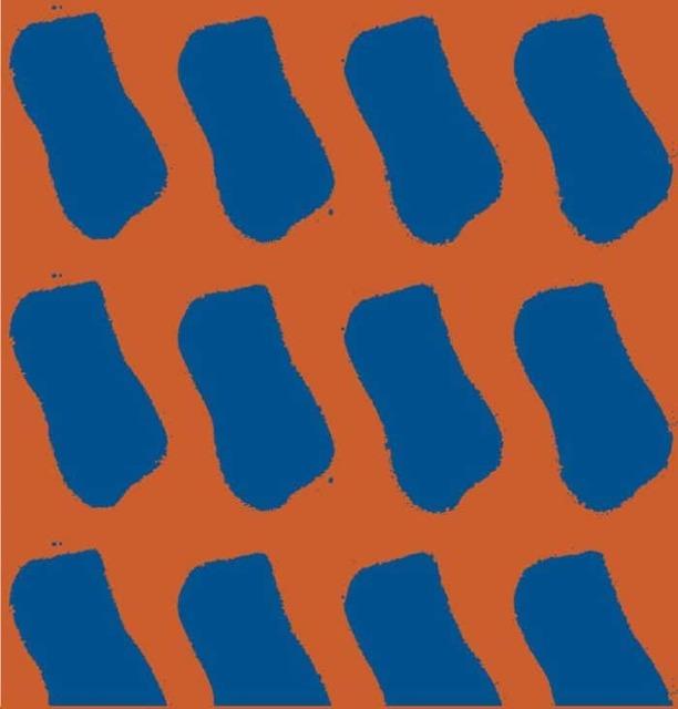 , 'Vacances Bleues (Orange),' 2008, artrepublic