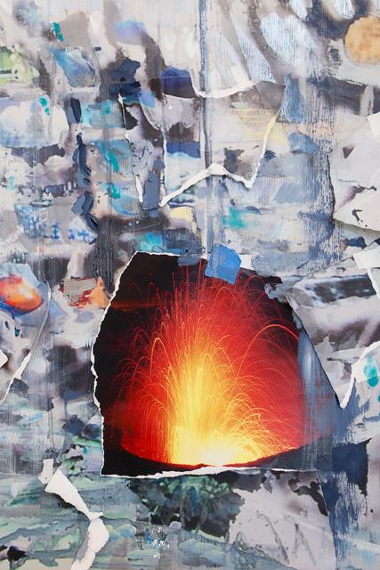 , 'Untitled (Detail),' 2018, Gagosian