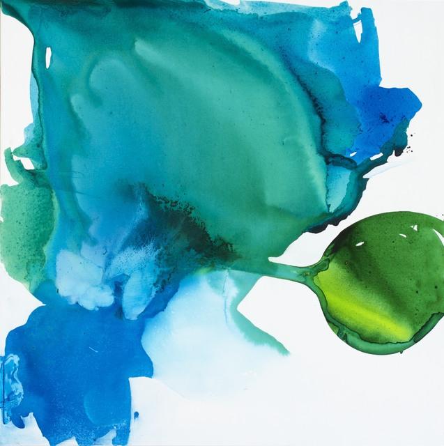 Conchita Carambano, 'Blue Spill', 2014, Wentworth Galleries