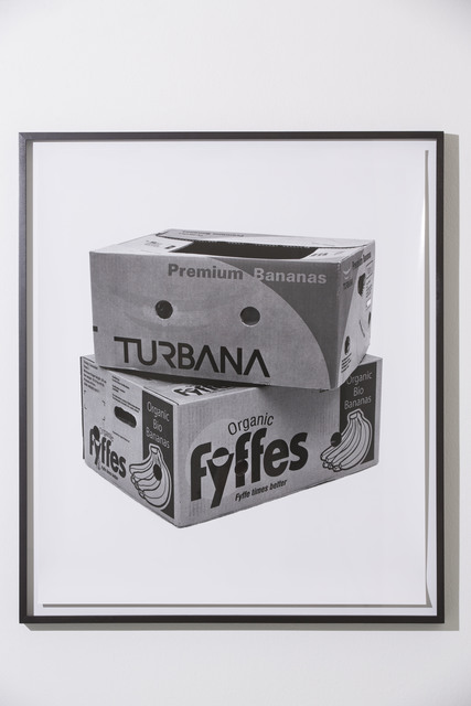 , 'Banana Boxes,' 2017, Galerie Crone