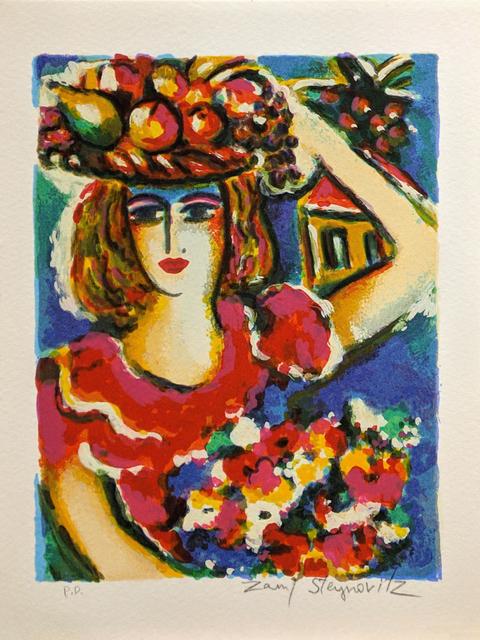 Zammy Steynovitz, 'BIKKURIM TALMUDIC TRACTATE', ca. 1990, Gallery Art