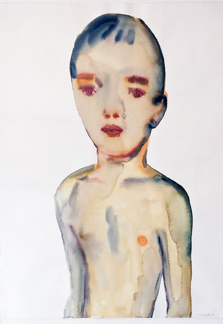 , 'Boy,' 2003, Madelyn Jordon Fine Art