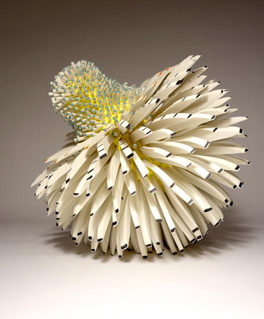 , 'Shards Flower 8,' 2019, Mark Moore Fine Art