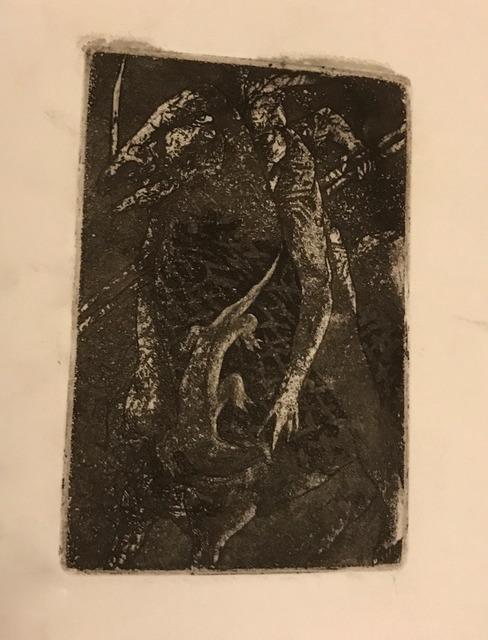 , 'Rider With Newborn Dragon,' , GALLERY SHCHUKIN