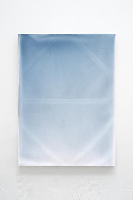 , 'Flare/Blue,' 2016, Wilding Cran Gallery