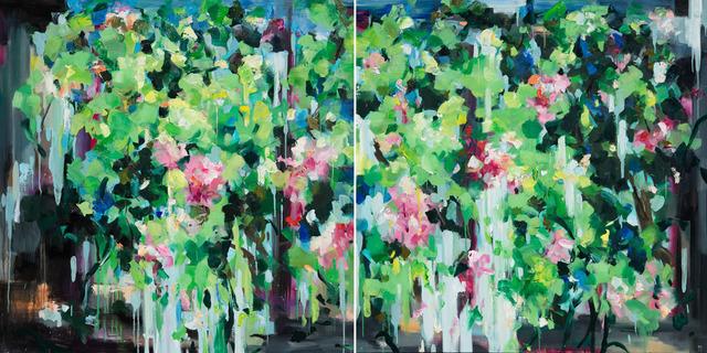 , 'View Through Window,' 2015, Madelyn Jordon Fine Art