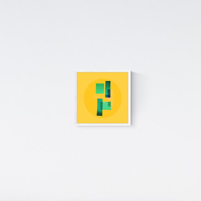 Anne-Katrine Senstad, 'Soft Geometry #10b', 2015, Yi Gallery