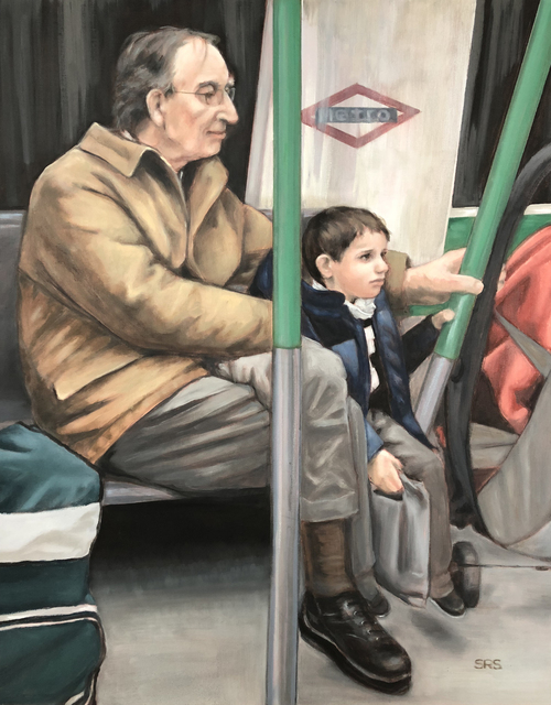 , 'Metro Papa, Madrid,' , Peninsula Gallery