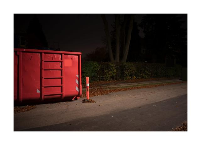 , 'Container,' 2018, Hans Alf Gallery