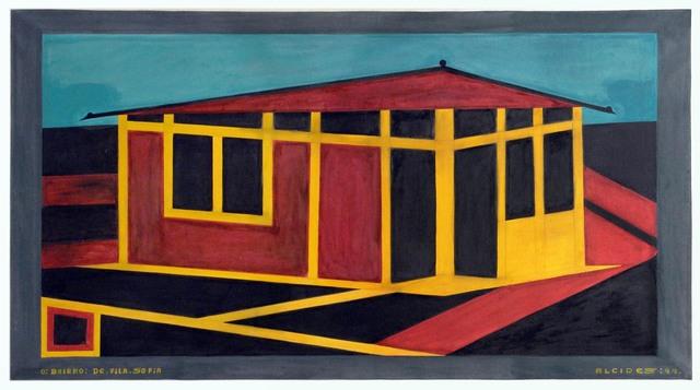 , 'O Bairro de Vila Sofia,' 1999, Galeria Estação
