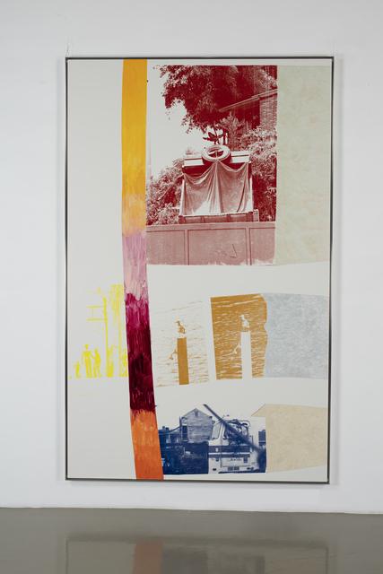 Robert Rauschenberg, 'Easel (Vydock)', 1995, Pace Gallery