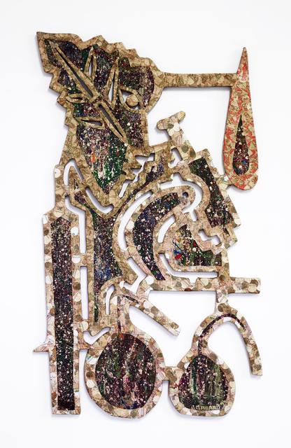 , 'Peinture sculpture Médecine,' 1994, In Situ - Fabienne Leclerc