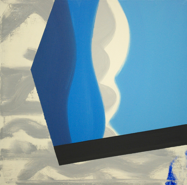 , 'Blue Hills Fragmented #4,' 2001, David Richard Gallery