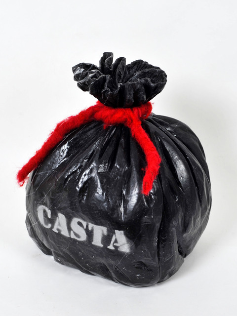 , 'Casta nero | | Marble Carrara Sculpture ,' 2012, Cabiria Art Gallery