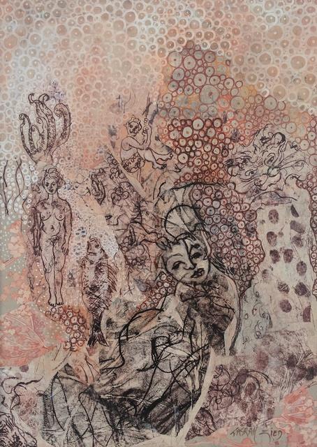 , 'Medusa,' 2018, Galerie Kalyste