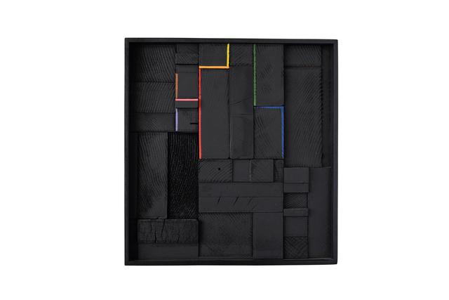 , 'Black Spectrum,' 2015, Sienna Patti Contemporary